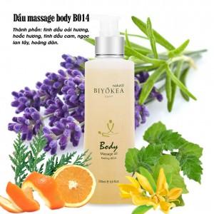Tinh dầu masage body Feeling - B014 Tạo Cảm Giác