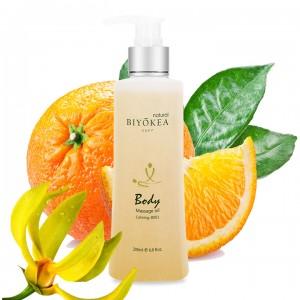 Tinh dầu masage body Calming - B001 Êm Dịu