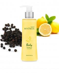 Tinh dầu masage body Cooling - B005 Làm Mát