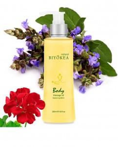 Tinh dầu masage body Balancing - B010 Cân Bằng