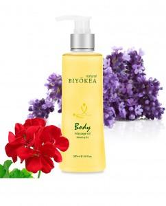 Tinh dầu masage body B1 - Relaxing Oil Thư Giãn