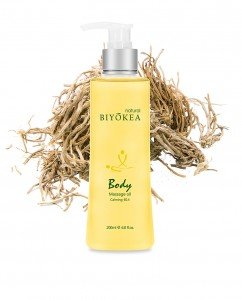 Tinh dầu masage body Calming - B14 Êm Dịu