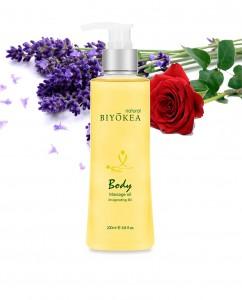 Tinh dầu masage body Invigorating - B4 Tiếp thêm sinh lực