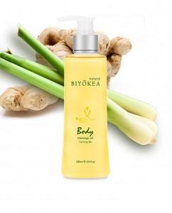 Tinh dầu masage body Farming - B6 Làm Nóng