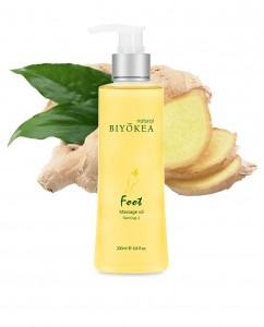 Tinh dầu masage chân - Farming - F1 Làm nóng