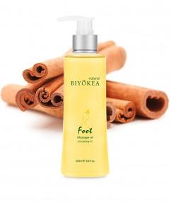 Tinh dầu masage chân - Circulating - F2 Giúp Lưu thông