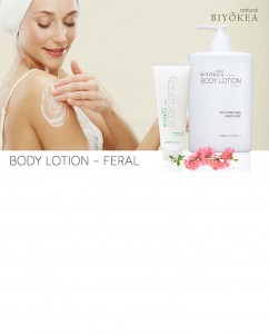 Body lotion - Ferral