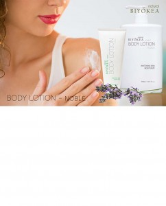 Body lotion - Noble