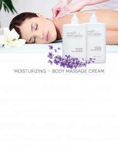 Kem massage Body - Dưỡng ẩm da