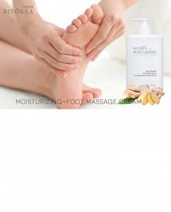 Kem massage chân