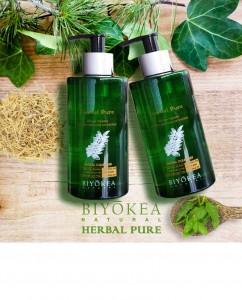 Herbal Pure - Sữa Rửa Mặt Cho Da Thường 320ml