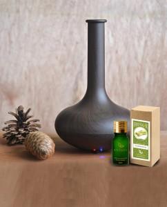 Bộ đèn xông tinh dầu combo 3